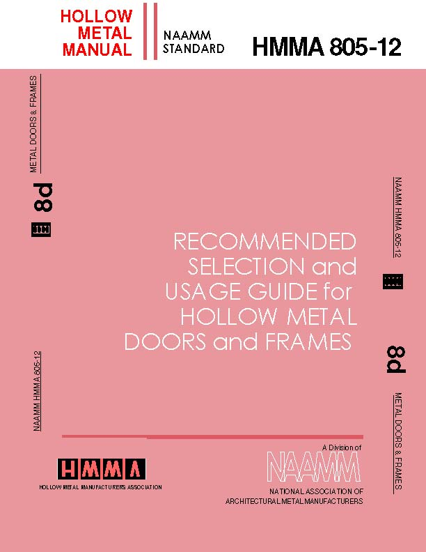 Recommended Selection and Usage Guide for Hollow Metal Doors and Frames