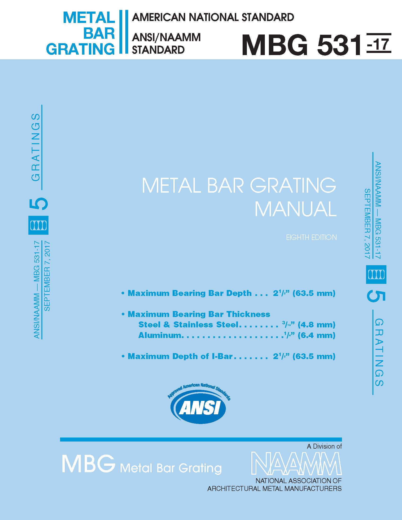 Metal Bar Grating Manual