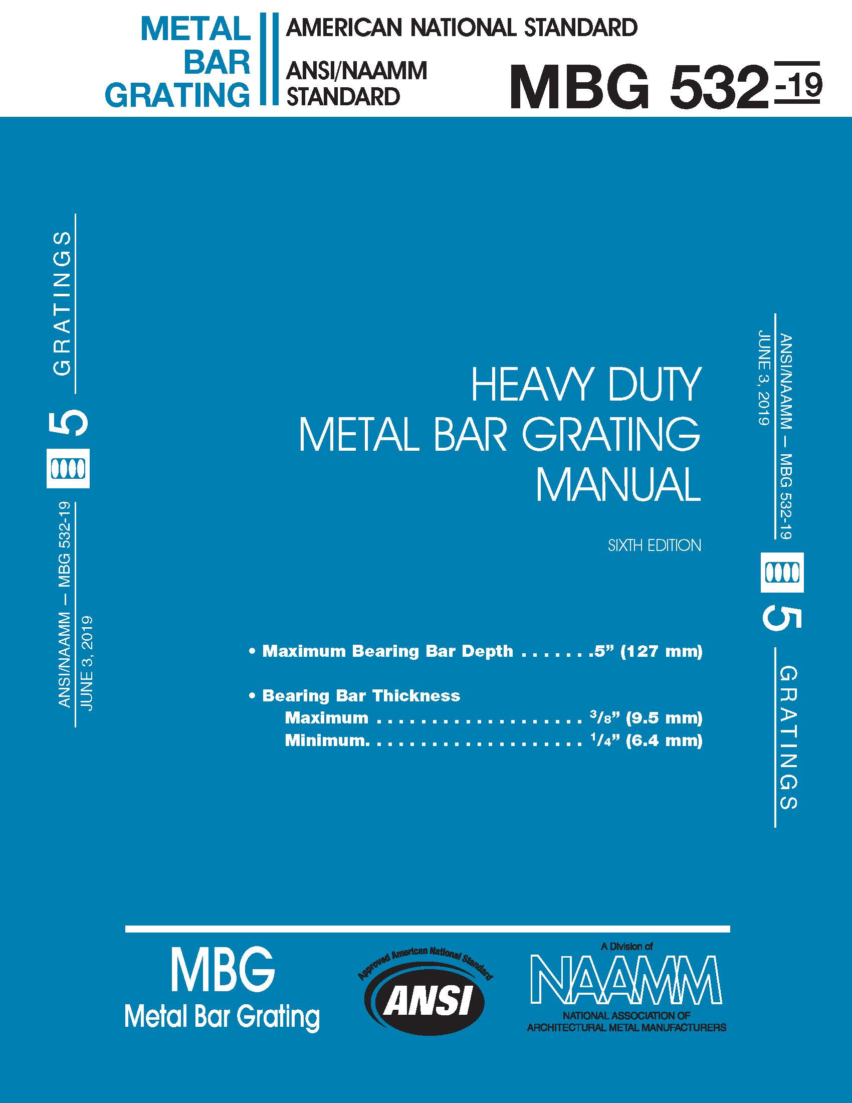Heavy Duty Metal Bar Grating Manual