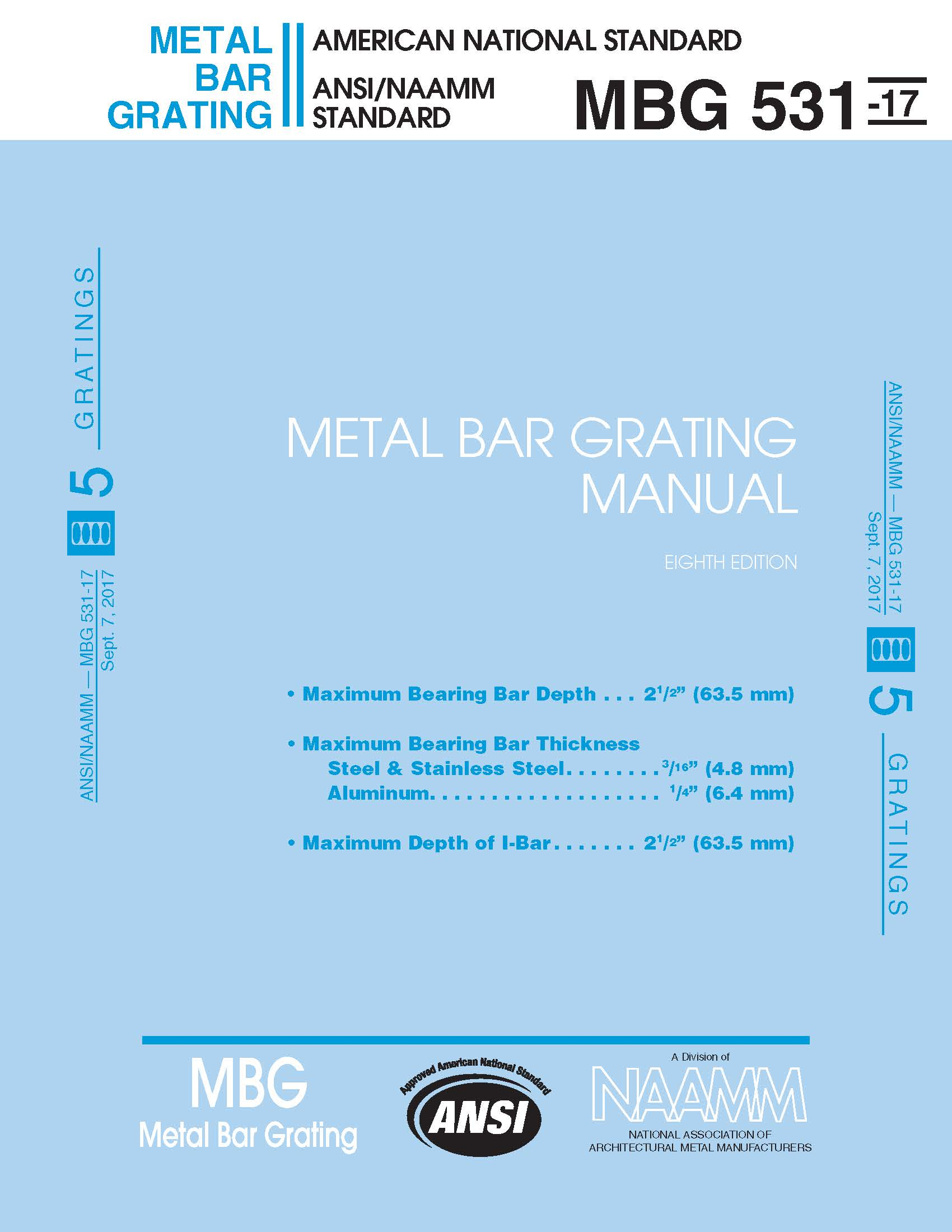 MBG National Association of Architectural Metal Manufacturers