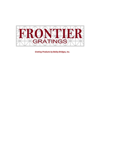 Frontier Gratings division of Bailey Bridges, Inc.